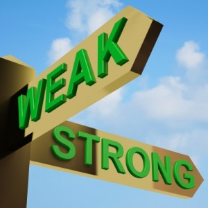 Weak/Strong Signpost